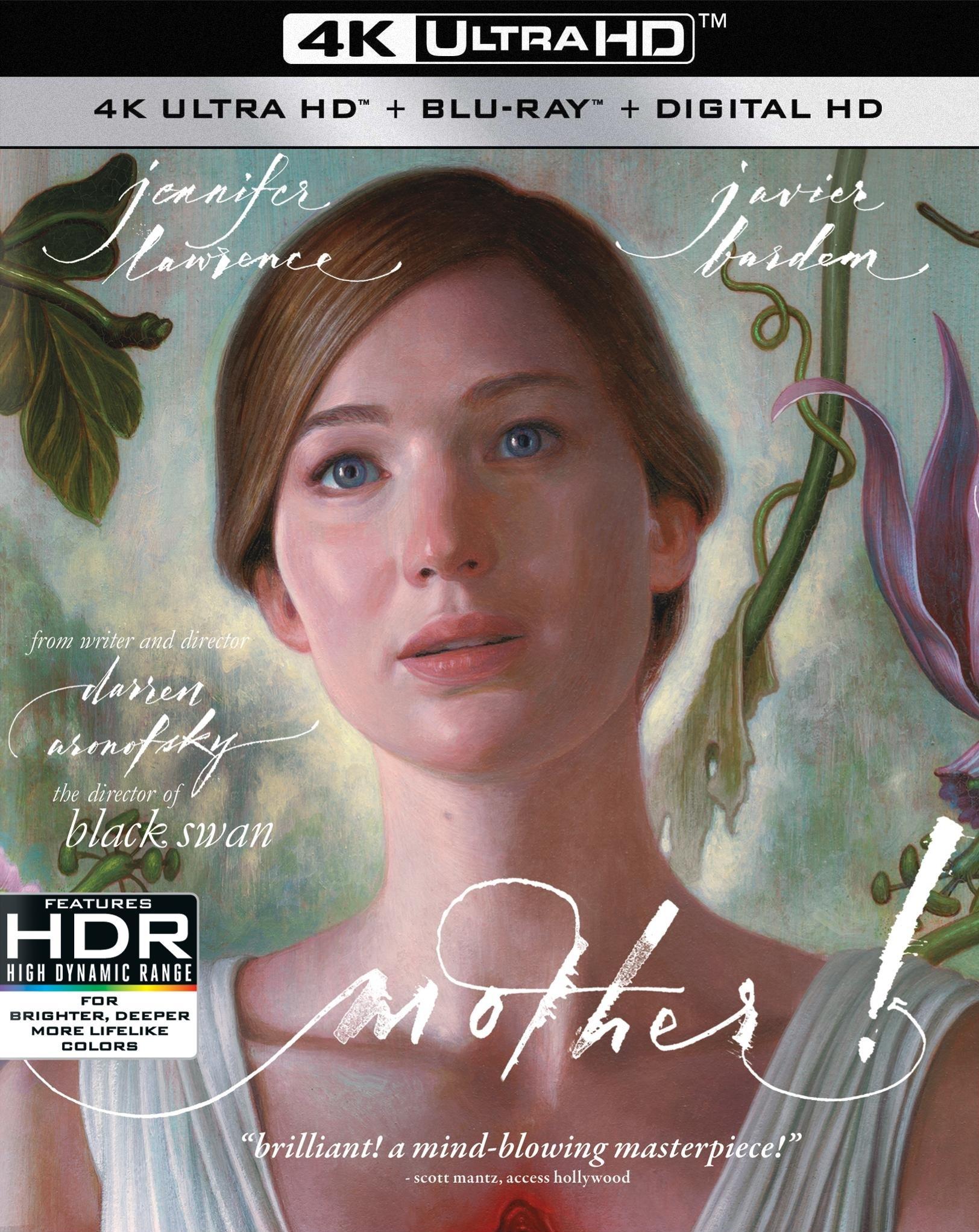 Mother 4K (2017) 4K Ultra HD Blu-ray
