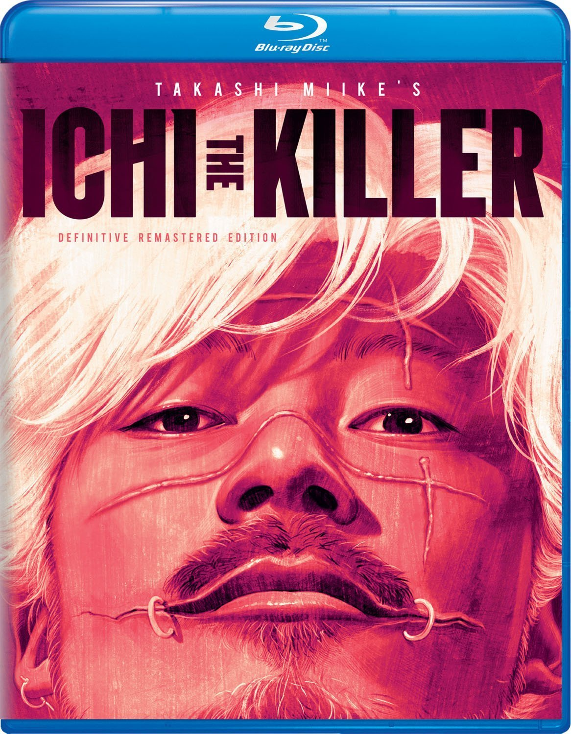Ichi the Killer (2001) Blu-ray