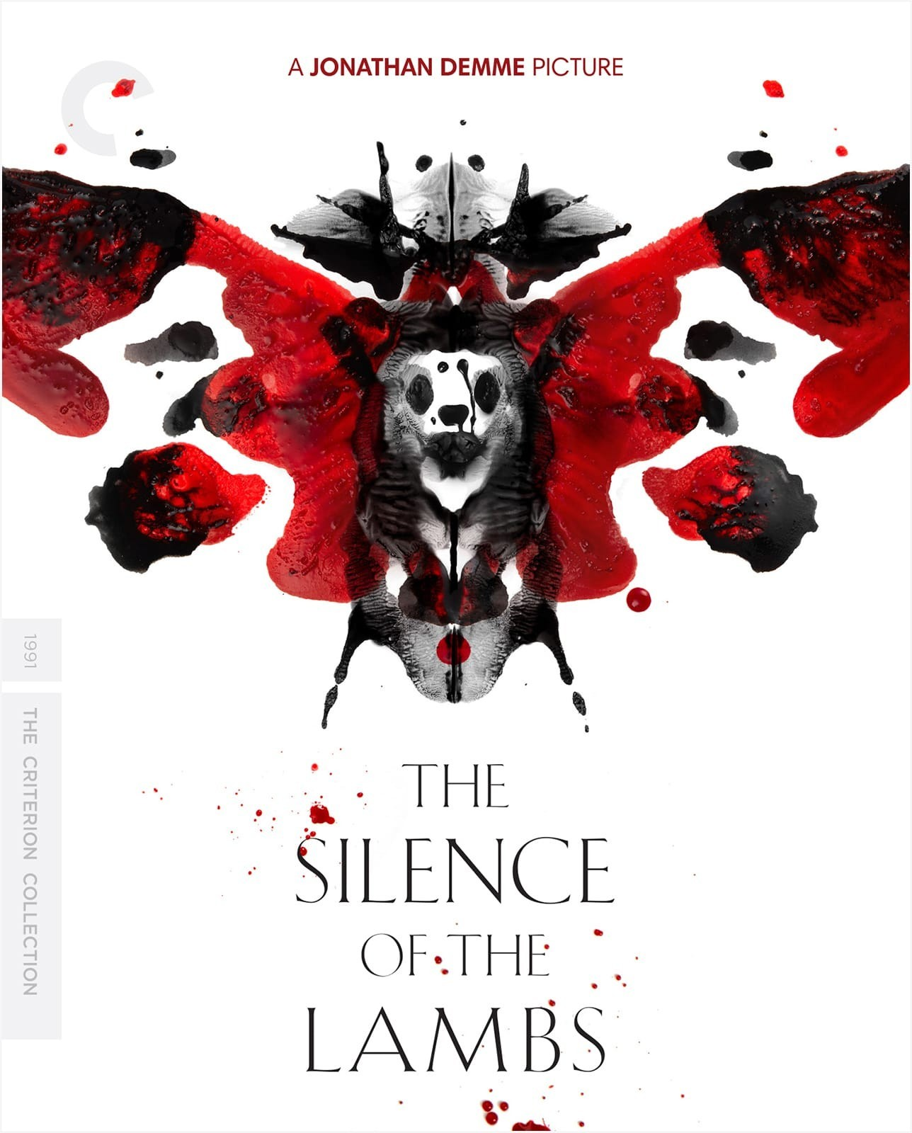 The Silence of the Lambs (The Criterion Collection)(1991) Blu-ray