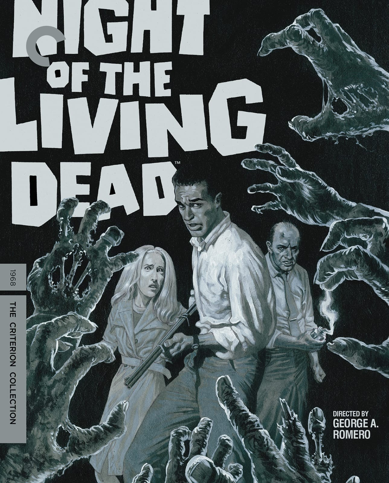 Night of the Living Dead (The Criterion Collection)(1968) Blu-ray