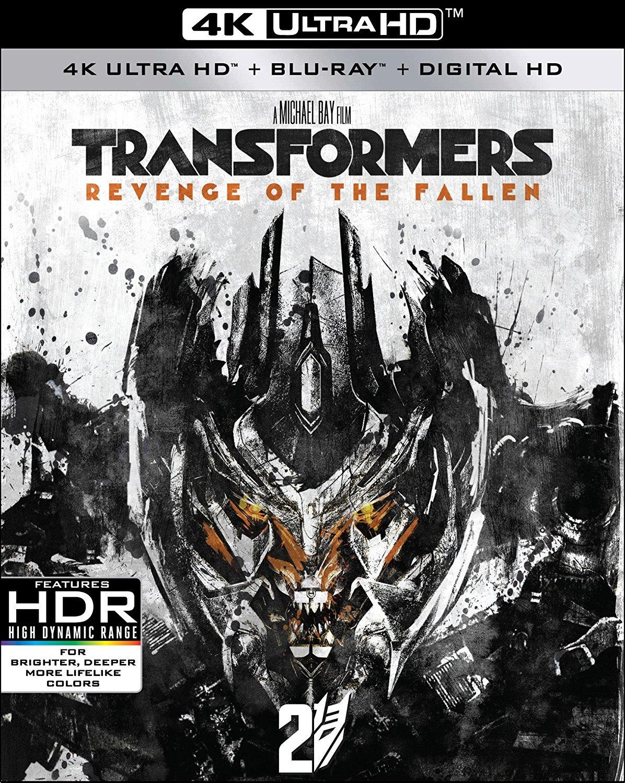 Transformers: Revenge of the Fallen 4K (2009) UHD Ultra HD Blu-ray