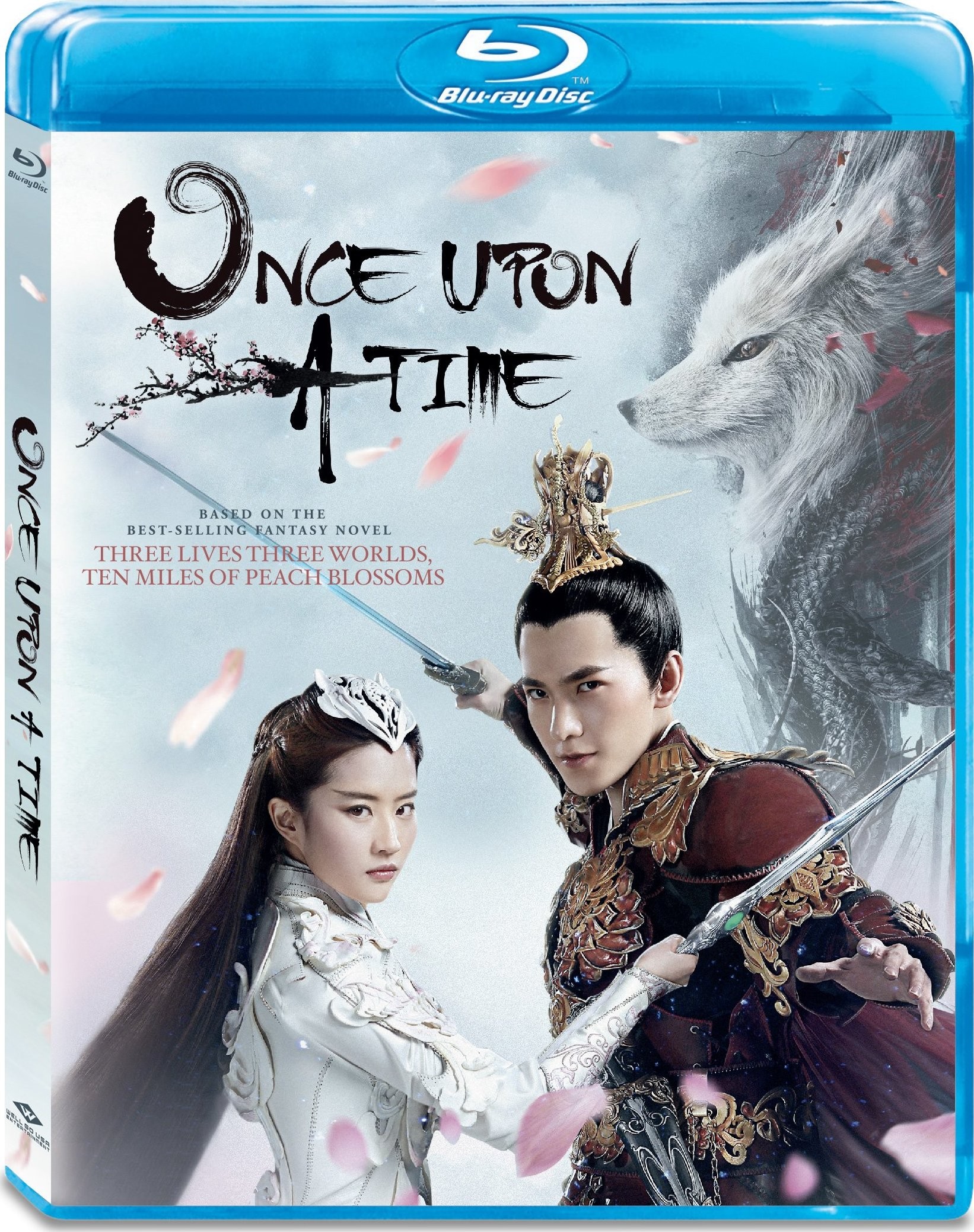 Once Upon a Time (2017) Blu-ray