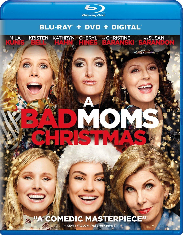 A Bad Moms Christmas (2017) Blu-ray