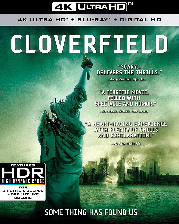 Cloverfield (2008) 4K Ultra HD Blu-ray