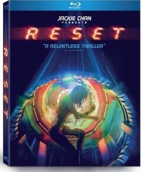 Reset (2017) Blu-ray