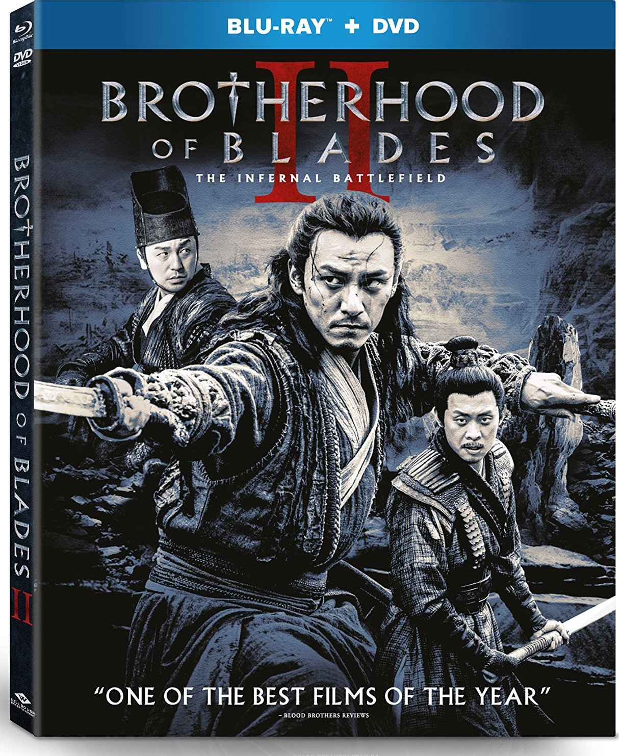 Brotherhood of Blades II (2017) Blu-ray