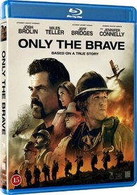 Only the Brave Blu-ray (Finland)