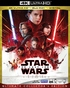 Star Wars: Episode VIII - The Last Jedi 4K (Blu-ray)