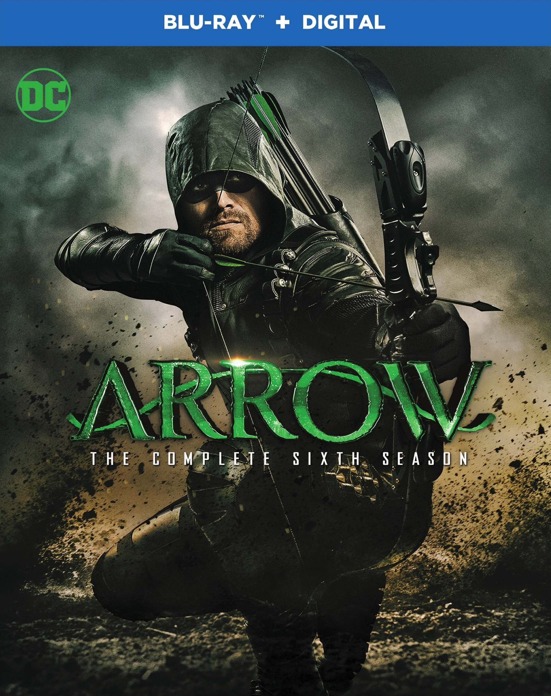 Arrow: The Complete Sixth Season (TV) (2017) Blu-ray