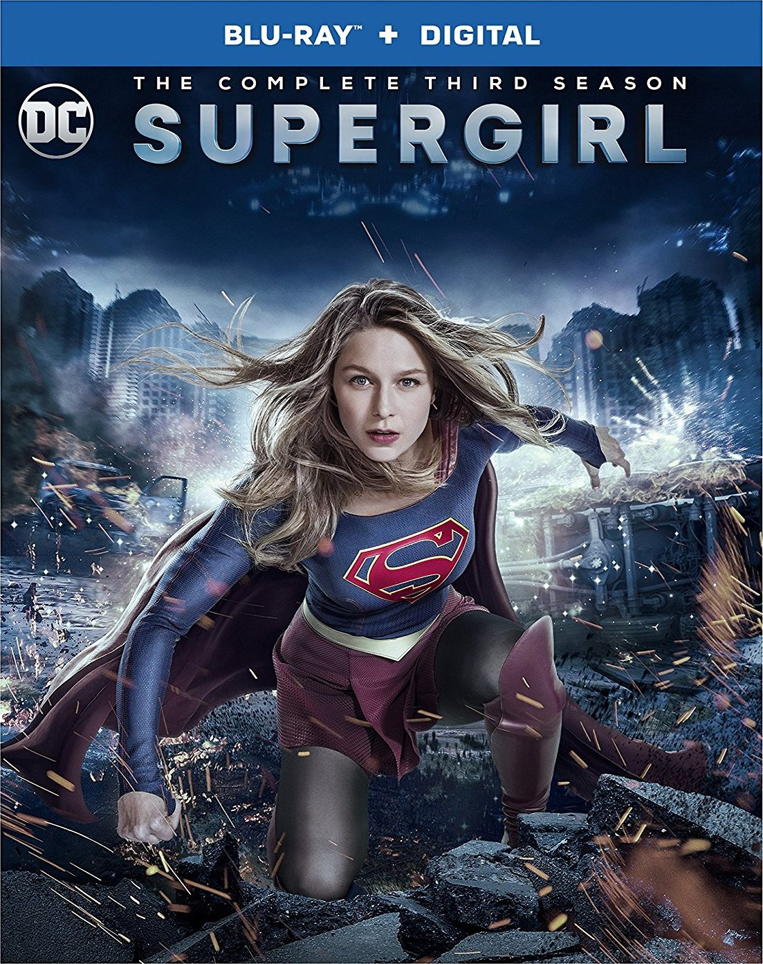 Supergirl: The Complete Third Season (TV) (2017) Blu-ray