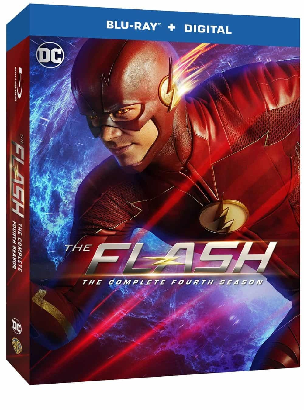The Flash: The Complete Fourth Season (TV) (2017) Blu-ray