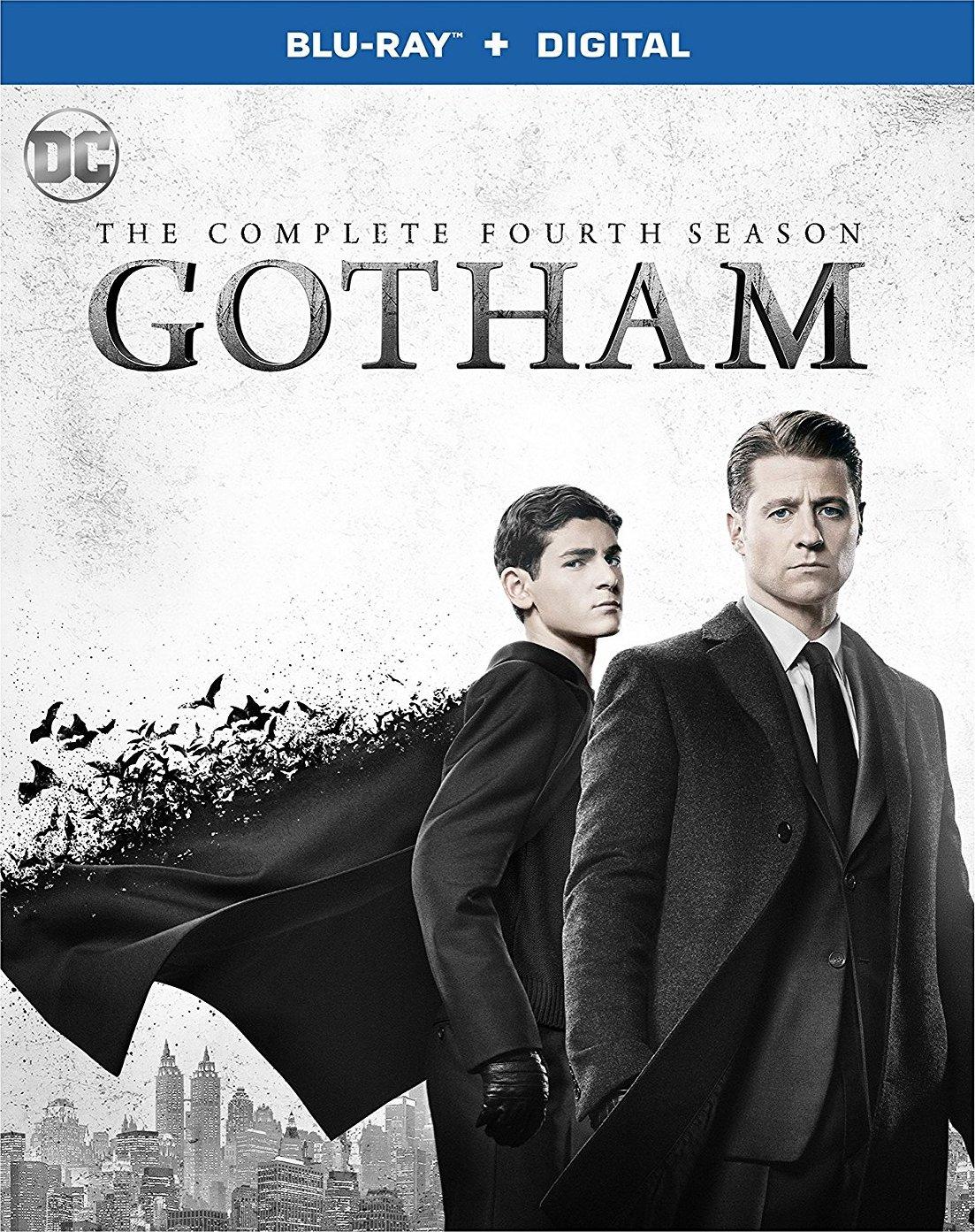 Gotham: The Complete Fourth Season (TV) (2017) Blu-ray