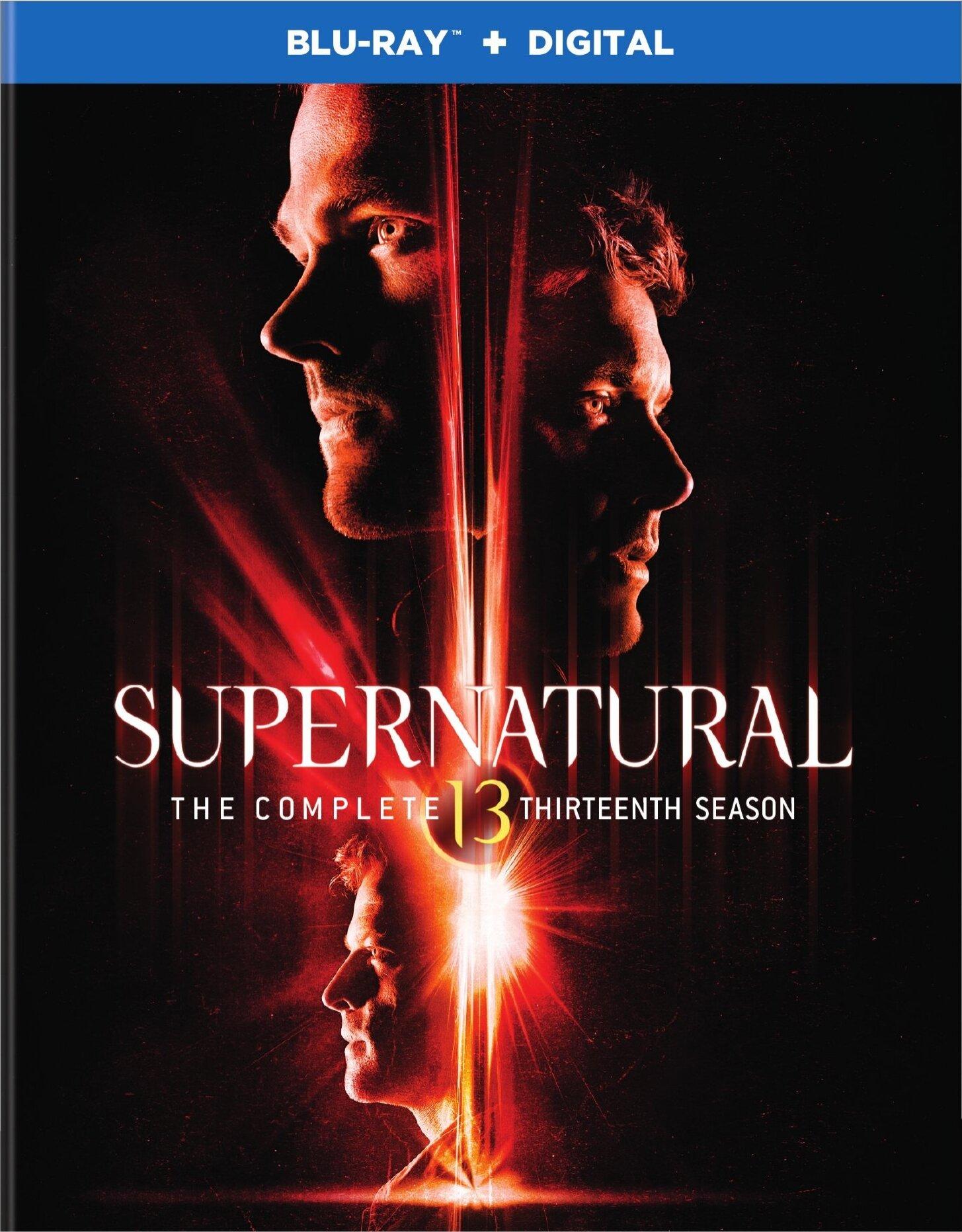 Supernatural: The Complete Thirteenth Season (TV) (2017) Blu-ray