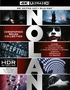 Christopher Nolan Collection 4K (Blu-ray)