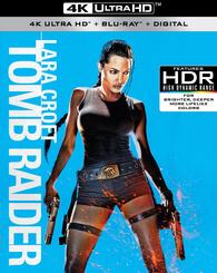 Lara Croft Tomb Raider 4k Blu Ray Release Date February 27 2018