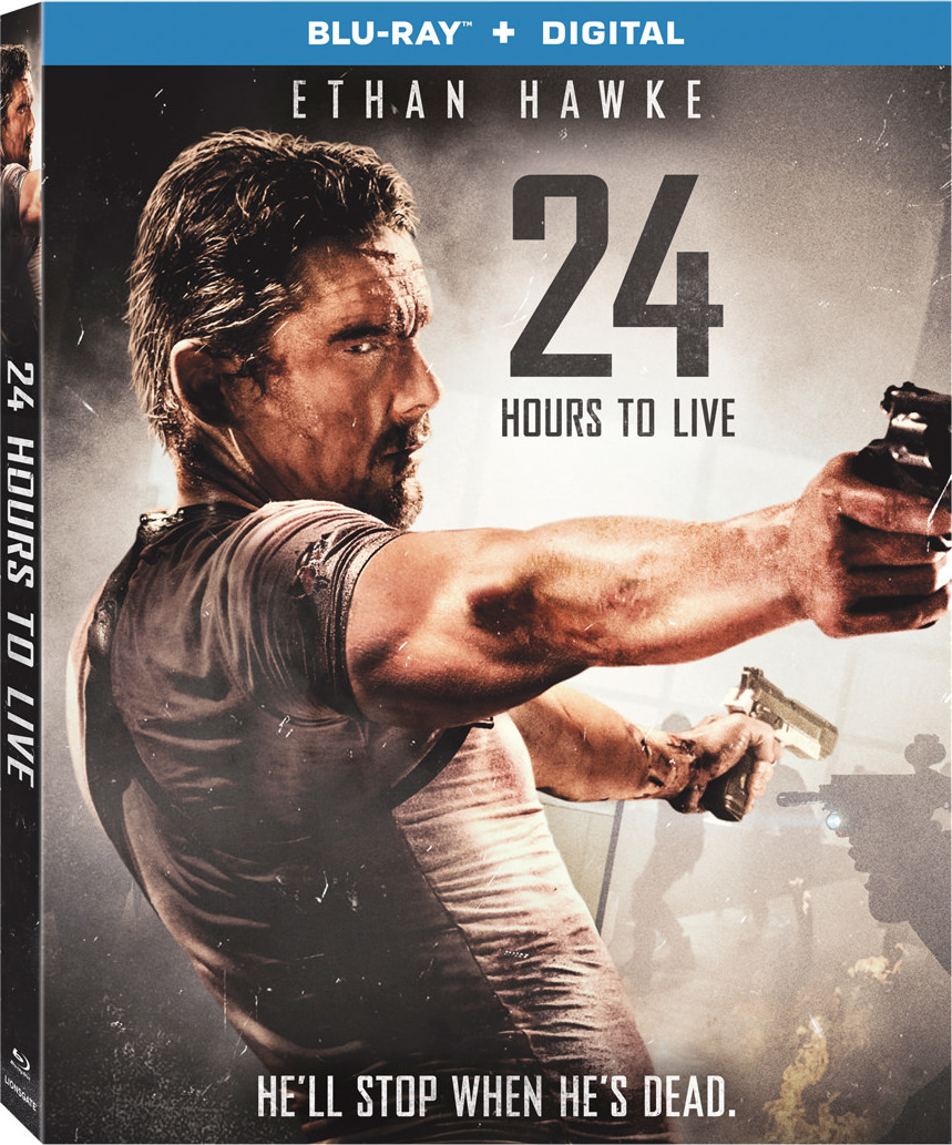 24 Hours to Live (2017) Blu-ray