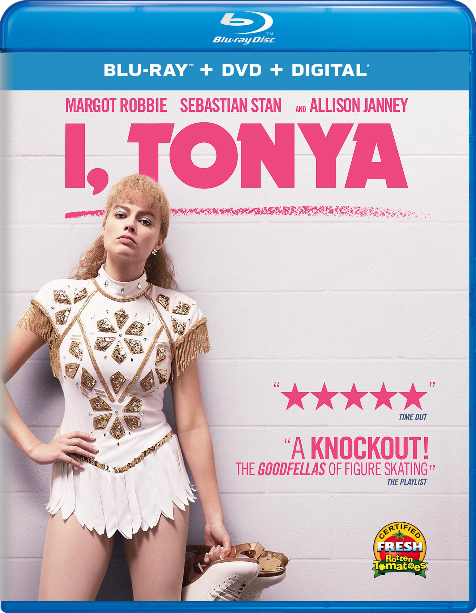 I, Tonya (2017) Blu-ray