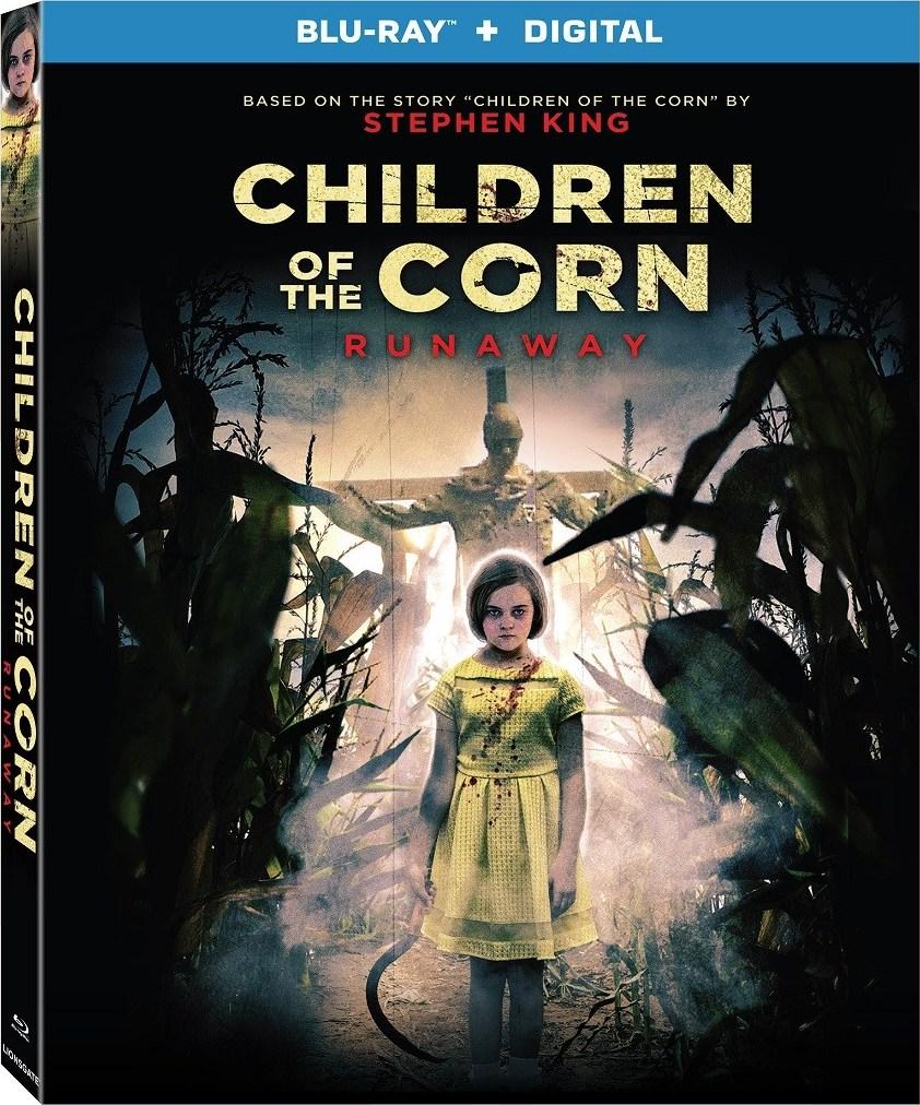 Children of the Corn: Runaway (2018) Blu-ray