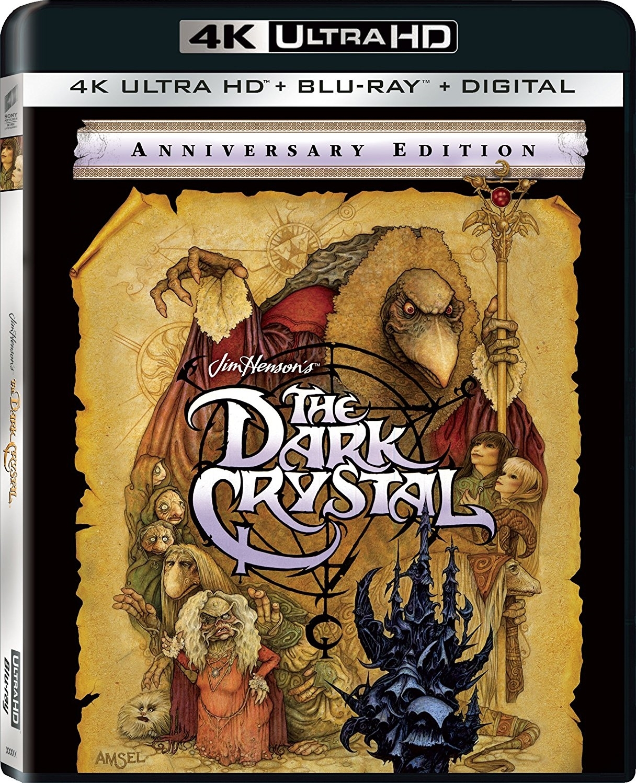 The Dark Crystal (1982) 4K Ultra HD Blu-ray