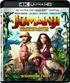 Jumanji: Welcome to the Jungle 4K (Blu-ray)