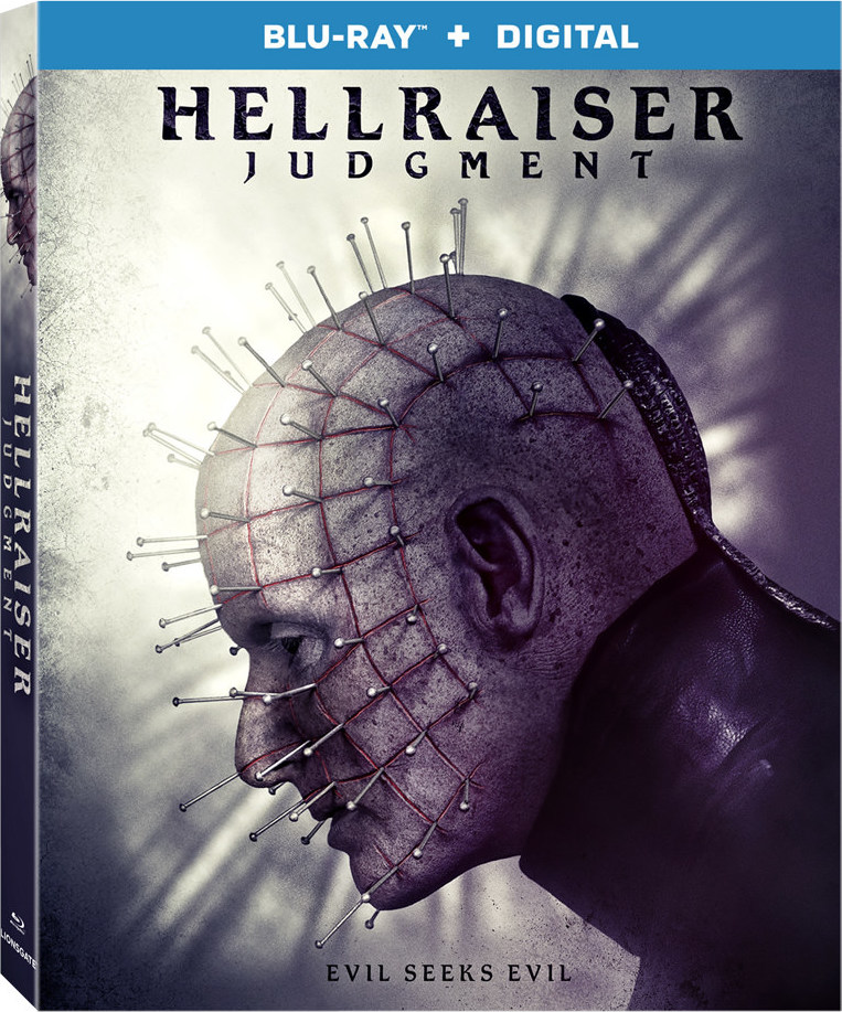 Hellraiser: Judgment (Hellraiser X)(2017) Blu-ray