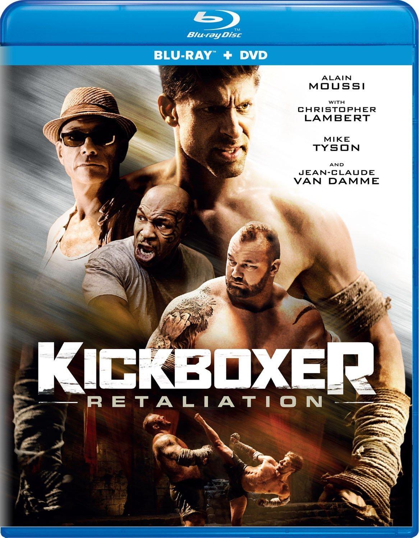 Kickboxer: Retaliation (2017) Blu-ray