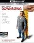 Downsizing 4K (Blu-ray)