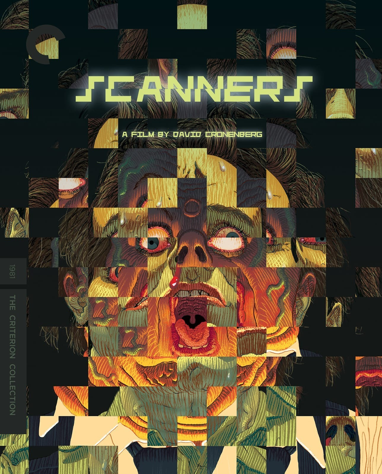 Scanners (1981) | Blu-ray Movie | The Criterion Collection