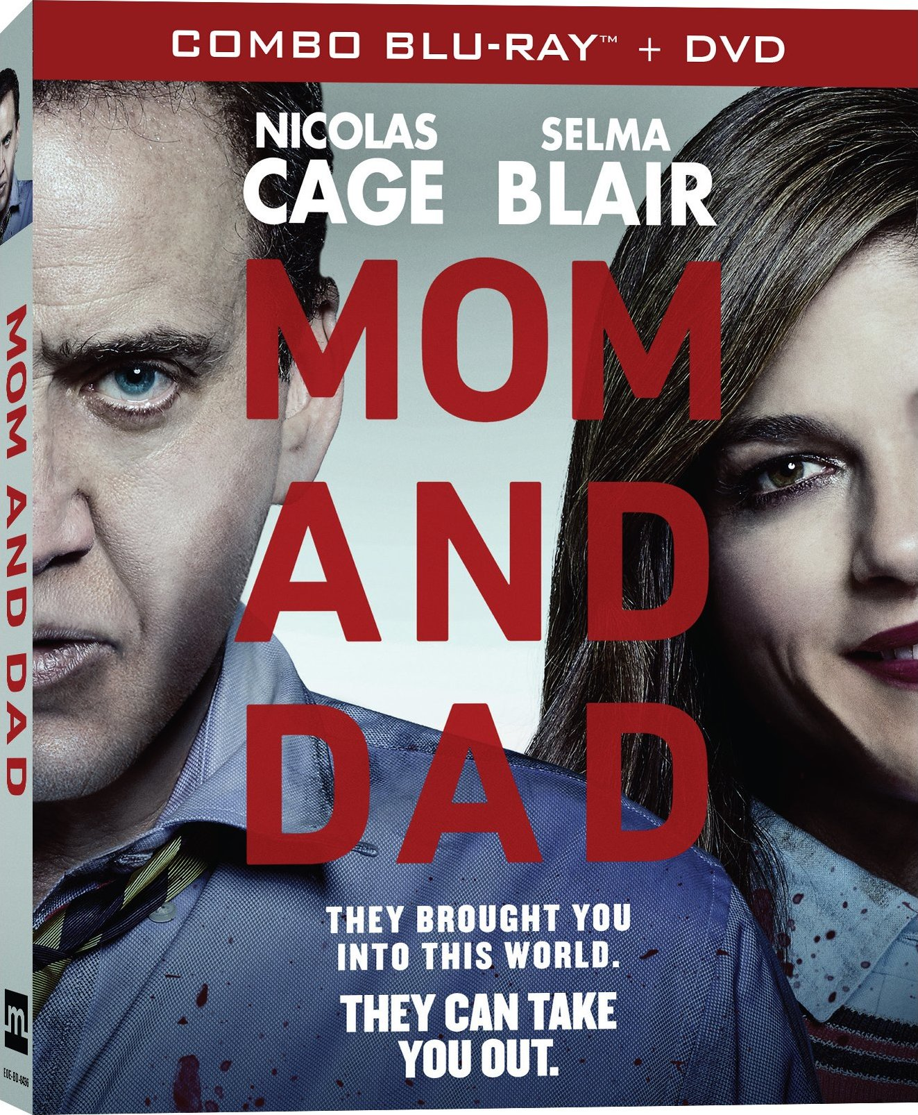 Mom and Dad (2017) Blu-ray