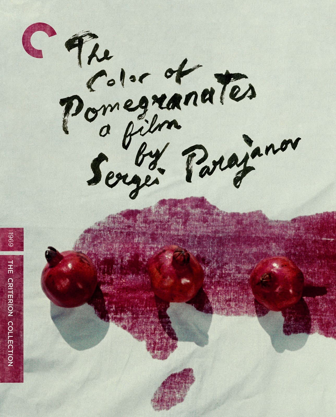 The Color of Pomegranates (The Criterion Collection)(1969) Blu-ray
