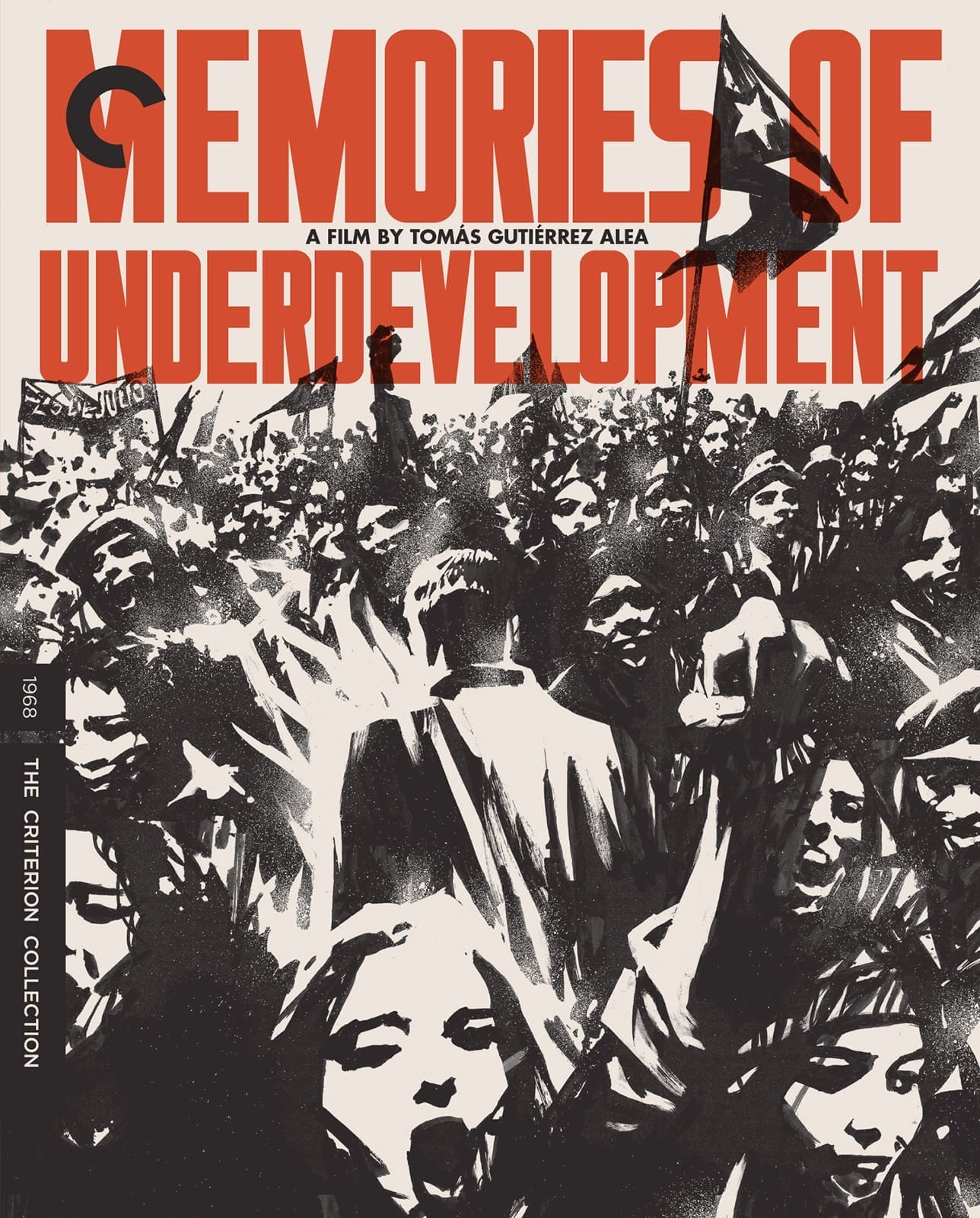 Memories of Underdevelopment (The Criterion Collection)(1968) Blu-ray