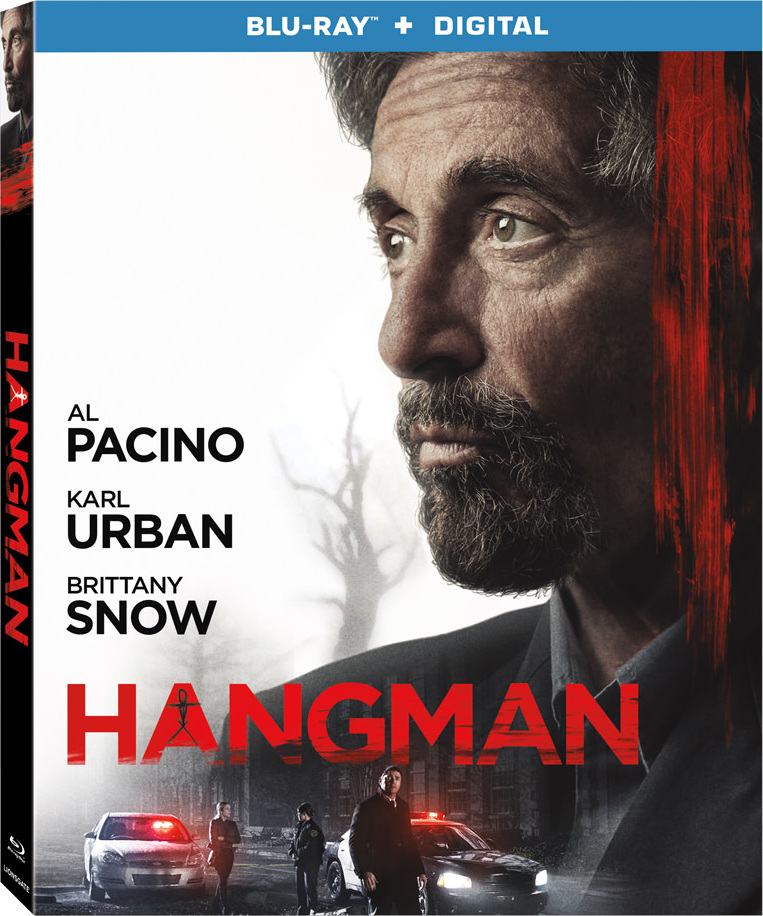Hangman (2017) Blu-ray