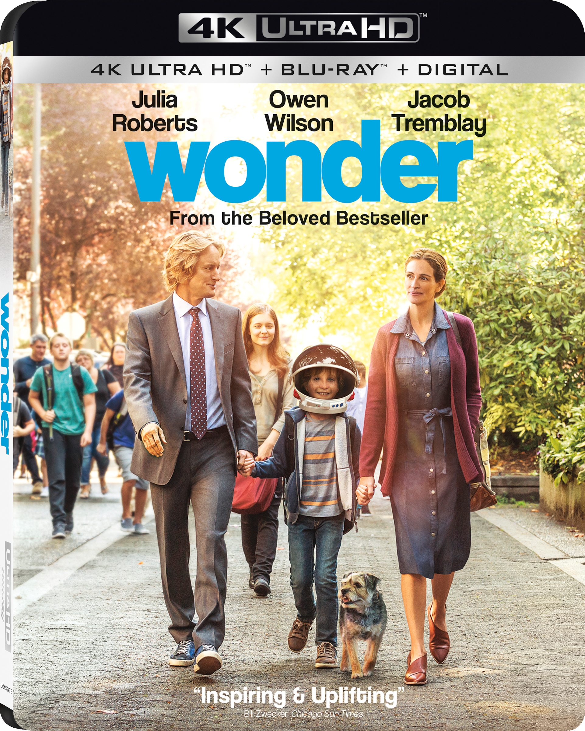 Wonder 4K (2017) Ultra HD Blu-ray