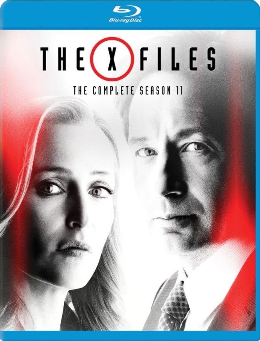 The X-Files: Season 11 (Blu-ray)(Region A)