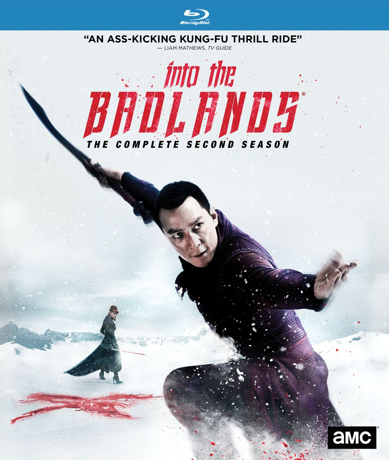 Into the Badlands: The Complete Second Season (TV) (2016) Blu-ray