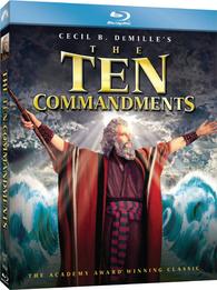 the ten commandments - 1956 - full movie - blu-ray
