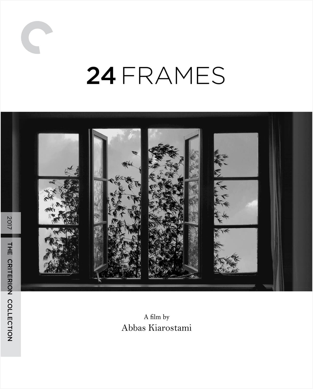 24 Frames (The Criterion Collection)(Blu-ray)(Region A)