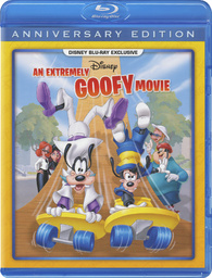 An Extremely Goofy Movie Blu Ray Release Date April 23 2019 Disney Movie Club Exclusive