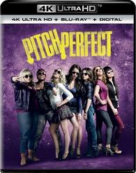 Pitch Perfect 4K Blu-ray