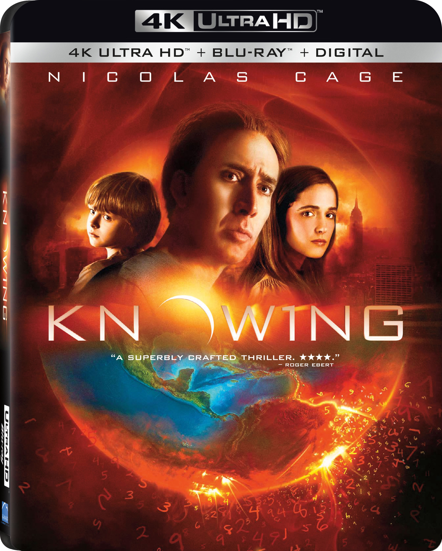 Knowing (2009) 4K Ultra HD Blu-ray