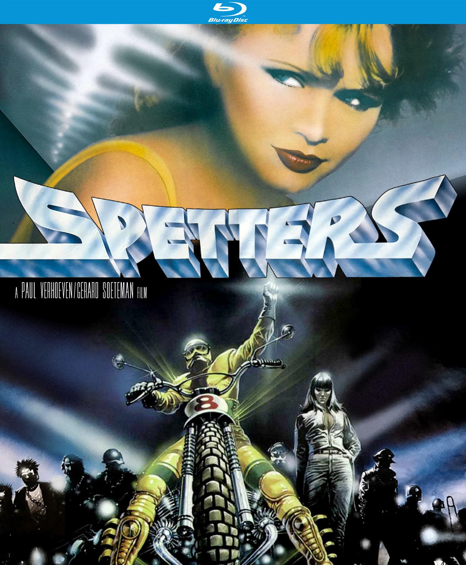 Spetters (Blu-ray)(Region A)