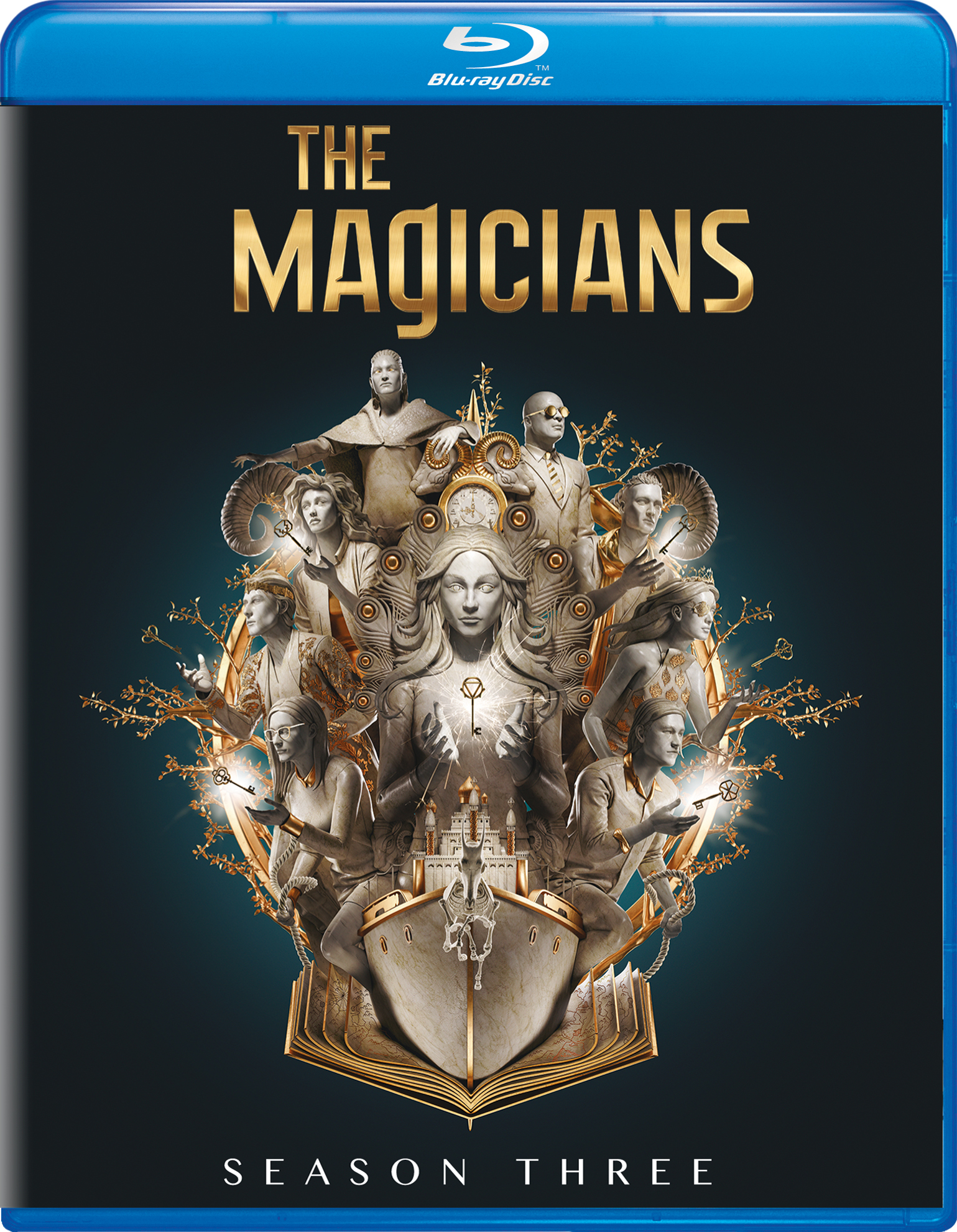 The Magicians: Season Three (TV) (2018) Blu-ray