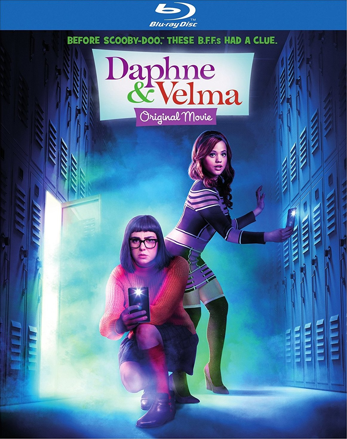Daphne & Velma (2018) Blu-ray