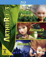 Arthur And The Invisibles Blu Ray Release Date September 25 2009 Arthur Und Die Minimoys Arthur Et Les Minimoys Germany