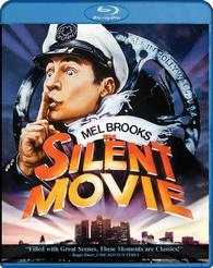 Silent Movie Blu Ray