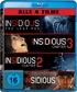 Insidious: 1-4 (Blu-ray)