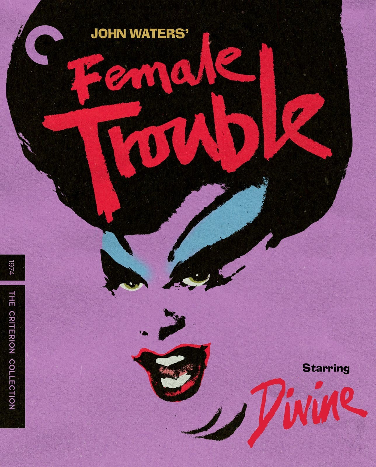Female Trouble (The Criterion Collection)(1974) Blu-ray