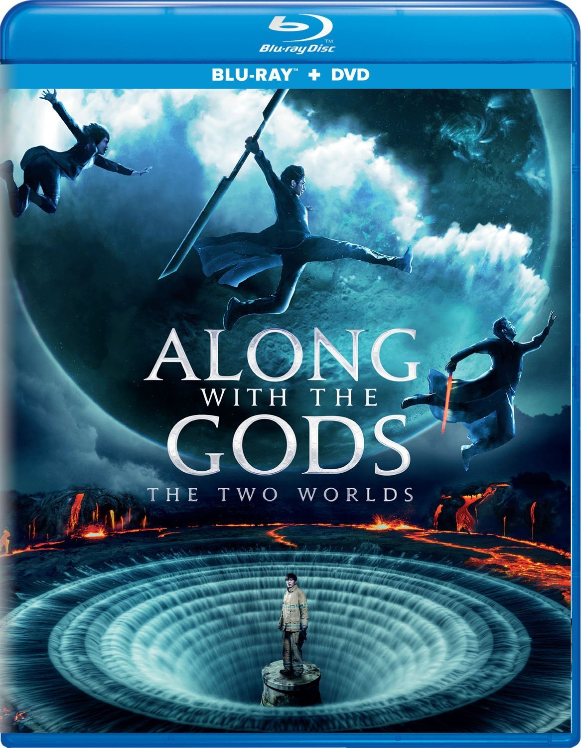 Along with the Gods: The Two Worlds (2017) Blu-ray