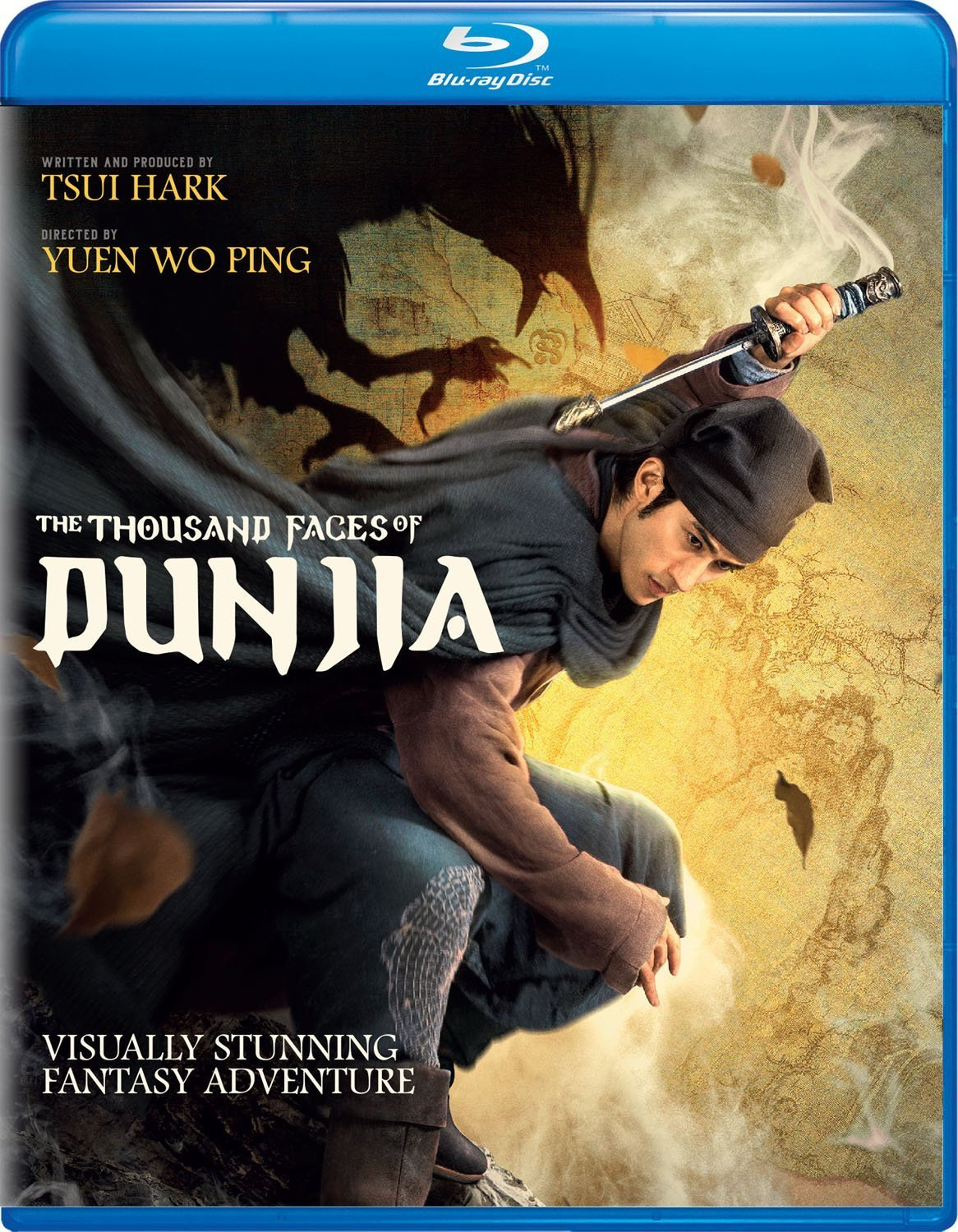 The Thousand Faces of Dunjia (2017) Blu-ray