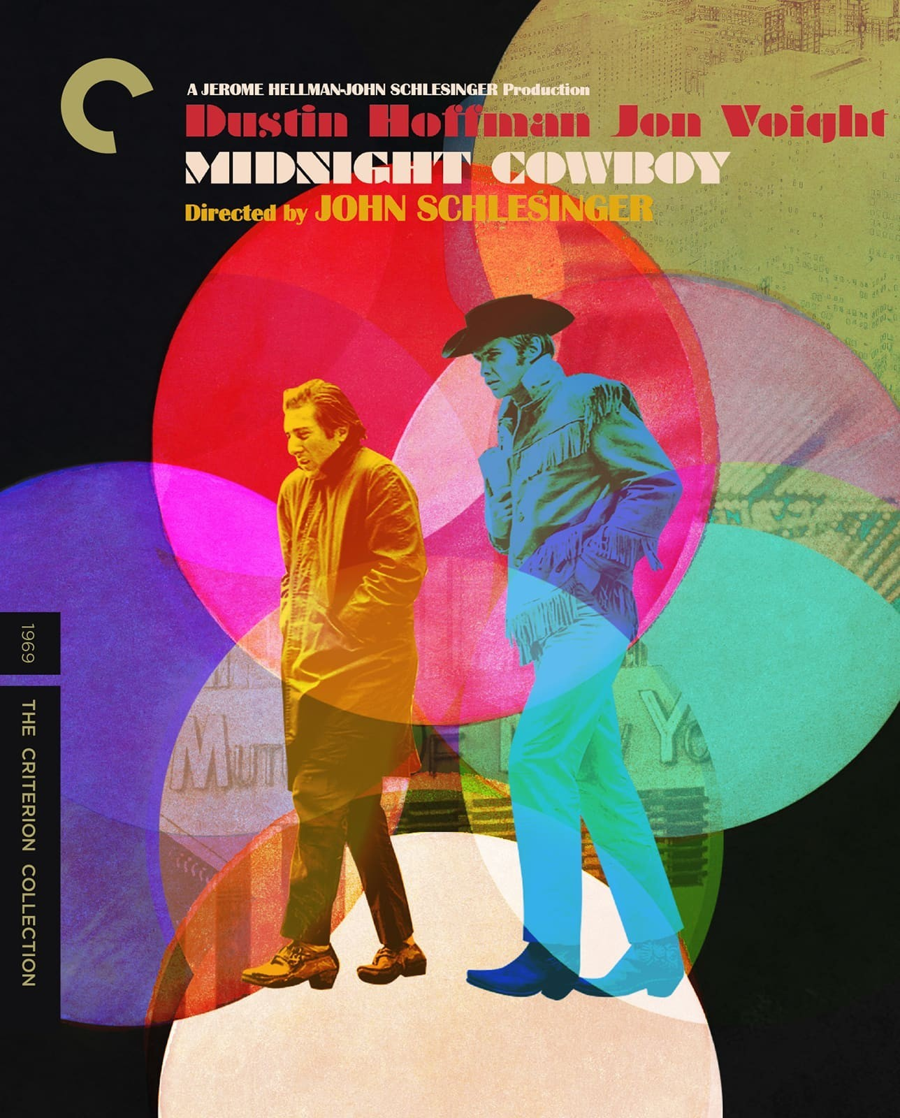 Midnight Cowboy (The Criterion Collection)(1969) Blu-ray